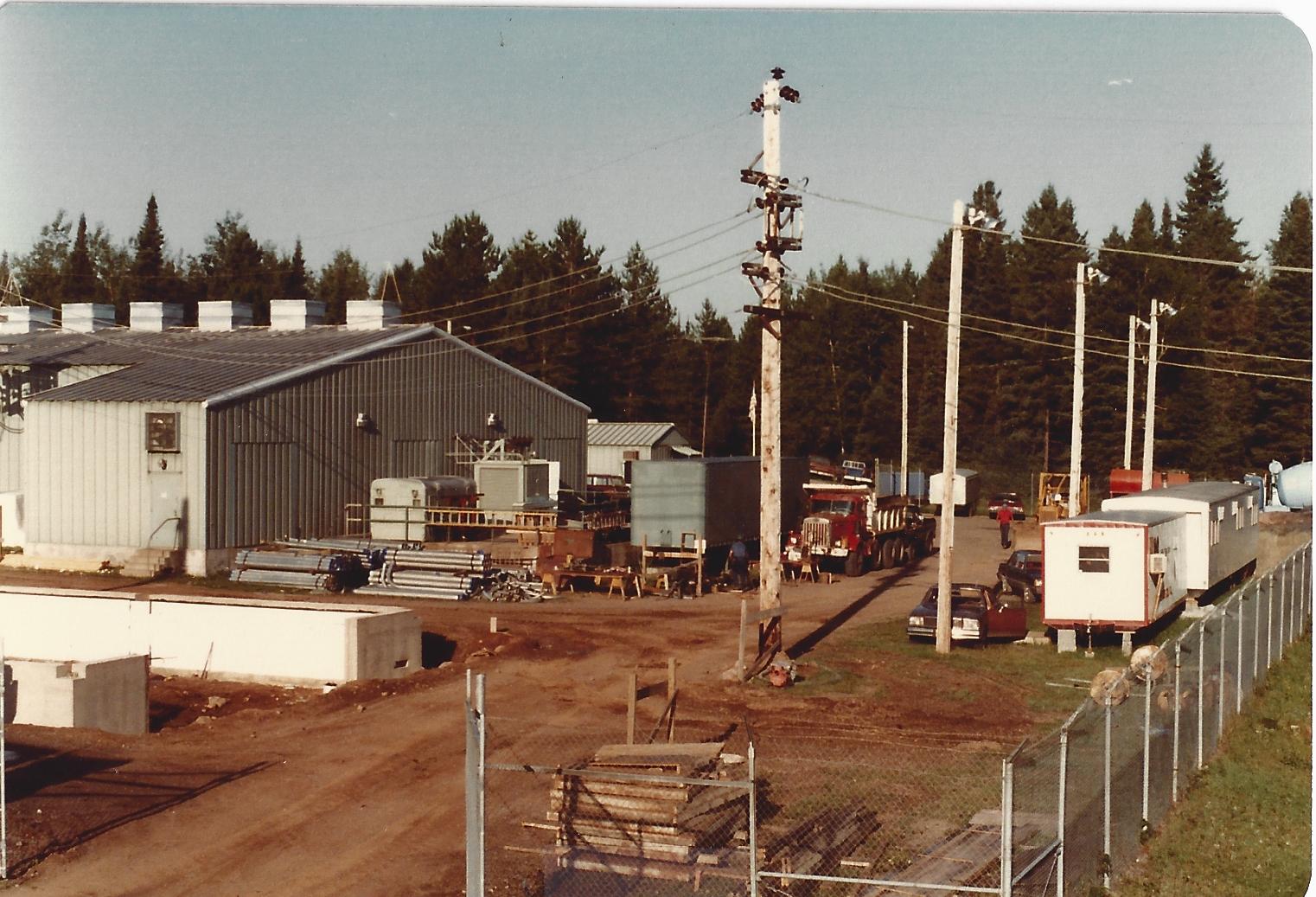 Usn Elf Communications System