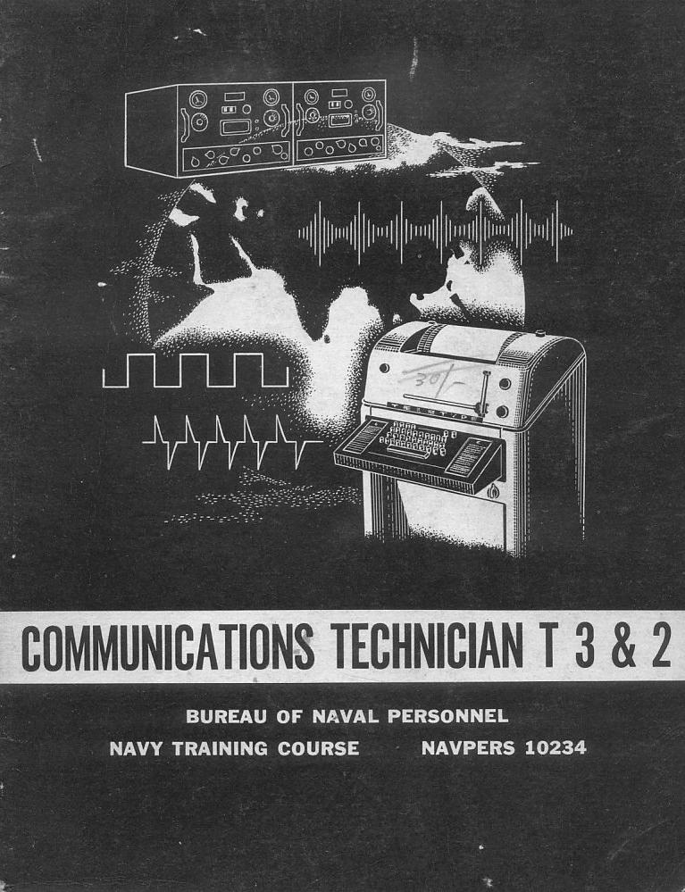 Navy Radio Communications & Technology Publications