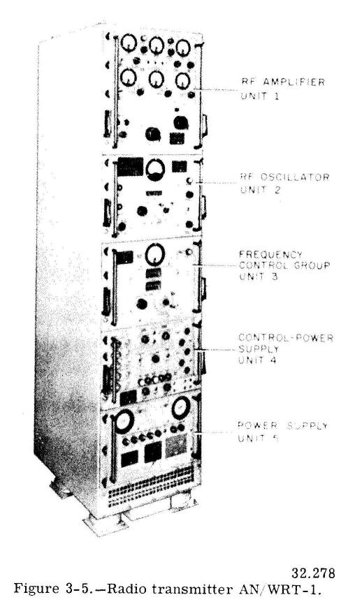 1965 us navy shipboard electronic equipment