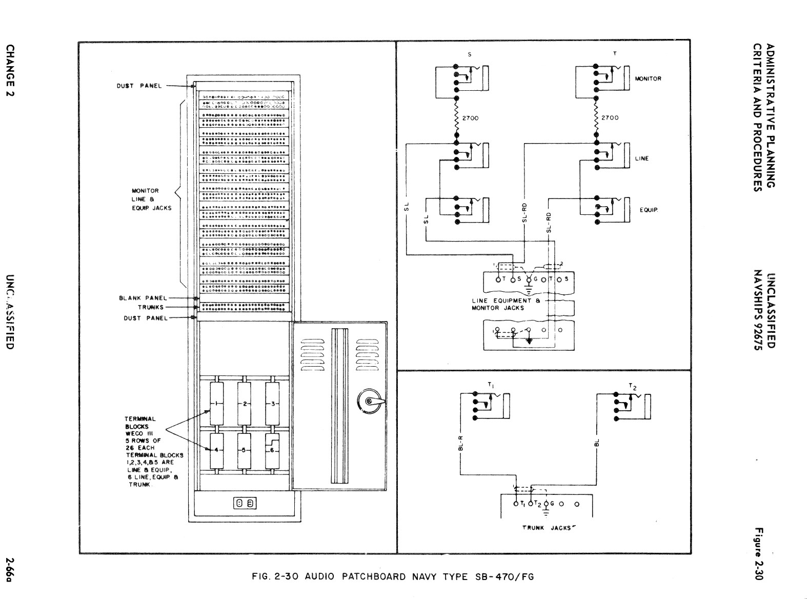 Navy Commsta Building Plans And Equipment Layout F G Block Diagram Shore 2 30 239059 Bytes